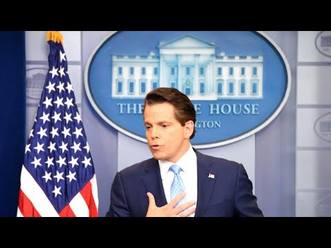 White House communications director Anthony Scaramucci fired at John Kelly