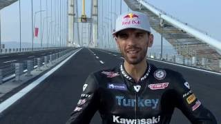 Kenan Sofuoğlu Osmangazi Köprüsü'nde 400km/s'lik hıza ulaştı ve rekor kırdı!