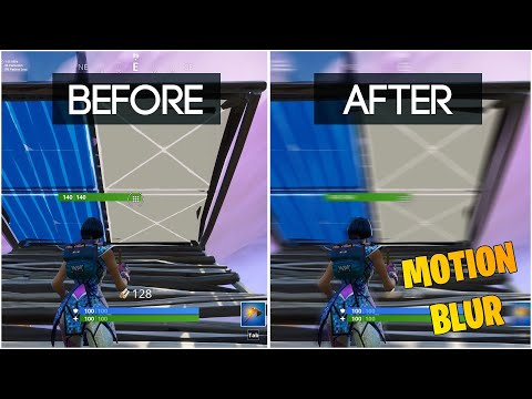 How To Get RSMB (Motion Blur) On Console And Pc (Tutorial) *SEASON X*