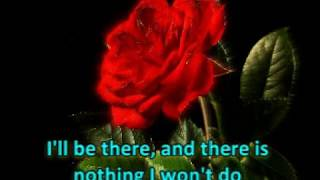 FOR YOU I WILL - MONICA (LYRICS)