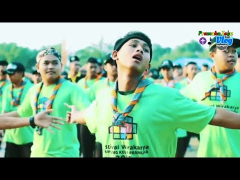 Liputan Kampung Kelir Oleh DKC Dan Pramuka Jaya Vlog