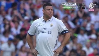 Ronaldo Fenomeno vs Roma Legends HD Home (11/06/2017)