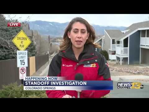 Colorado Springs standoff ends, investigation continues