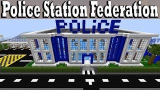 Minecraft Police Station Federation