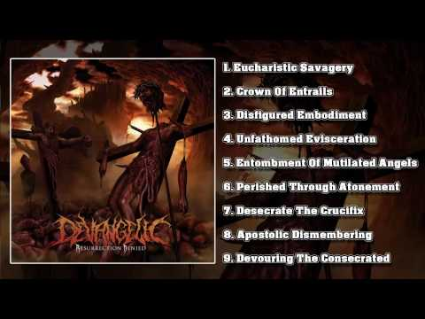 Devangelic - Resurrection Denied [Comatose Music] (FULL ALBUM 2014/HD)