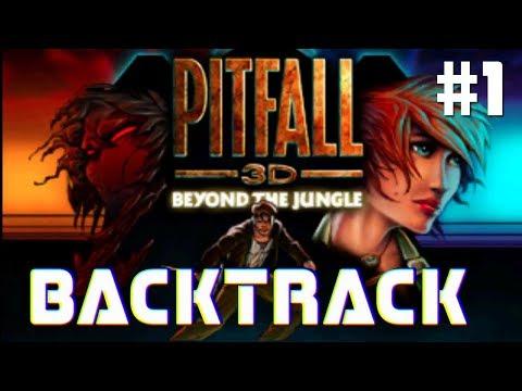 Pitfall 3D: Beyond the Jungle #1 - Backtrack