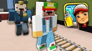 лАл░л▒л▓лхл╣ лАлхЛђЛё л▒лхлХлИЛѓ лЙЛѓ лъЛЁЛђл░лйлйлИл║ л║лЙл┐ лйЛЃл▒ л▓ люл░л╣лйл║Лђл░ЛёЛѓ лЏлЙл▓ЛЃЛѕл║л░ л┤л╗ЛЈ лйЛЃл▒л░ л▓ Minecraft Subway Surf