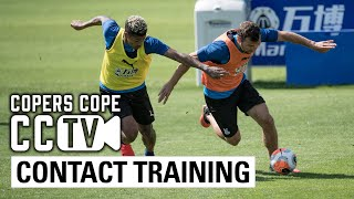 CONTACT TRAINING RETURNS | CCTV