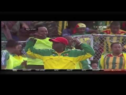 World Cup 2014 Qualification: Ethiopia 1-2 Nigeria 10/13/2013