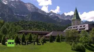 LIVE: G7 heads of state and government arrive at Schloss Elmau for G7 Summit