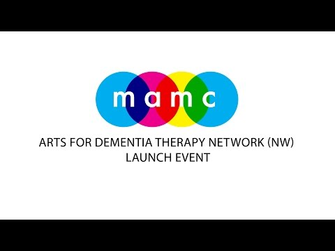 Arts for Dementia Therapy Network NW Launch Event Short