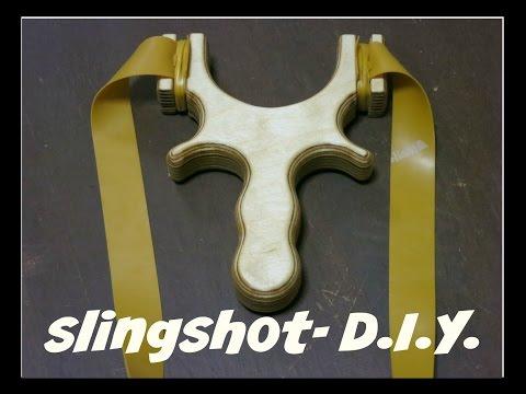 the yankee slingshot ( D.I.Y.)
