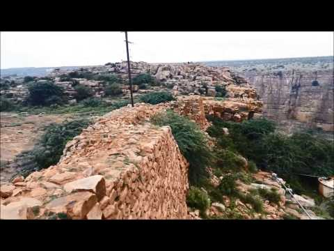 APTDC Gandikota Haritha Hotel To Penna Gorge Route inside Fort Directions