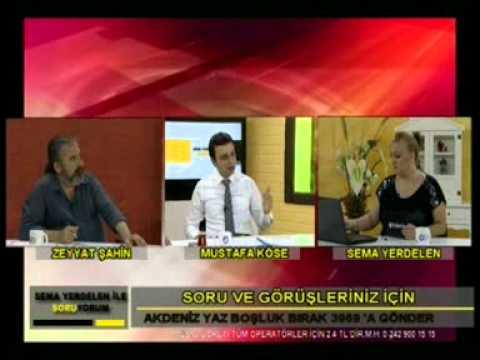 Sema Yerdelen İle SORU-YORUM Ak Parti İl Başkanı Mustafa