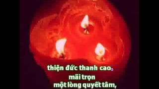 Nhạc Vương Huyền & Cao Quỳnh Thu - Đời Con Ngọn Nến Lao Đao - Karaoke
