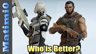 Who is Better? - Oryx or Iana - Rainbow Six Siege