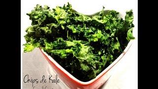 Chips de kale - Snack Saludable - Español - Subtitulado
