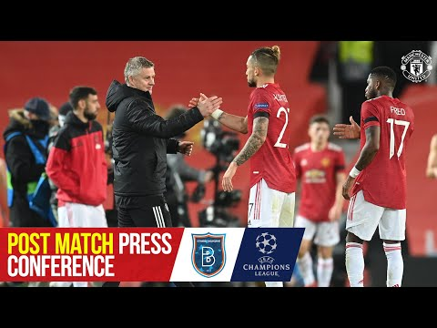 Post Match Press Conference | Manchester United 4-1 Istanbul Basaksehir | UEFA Champions League