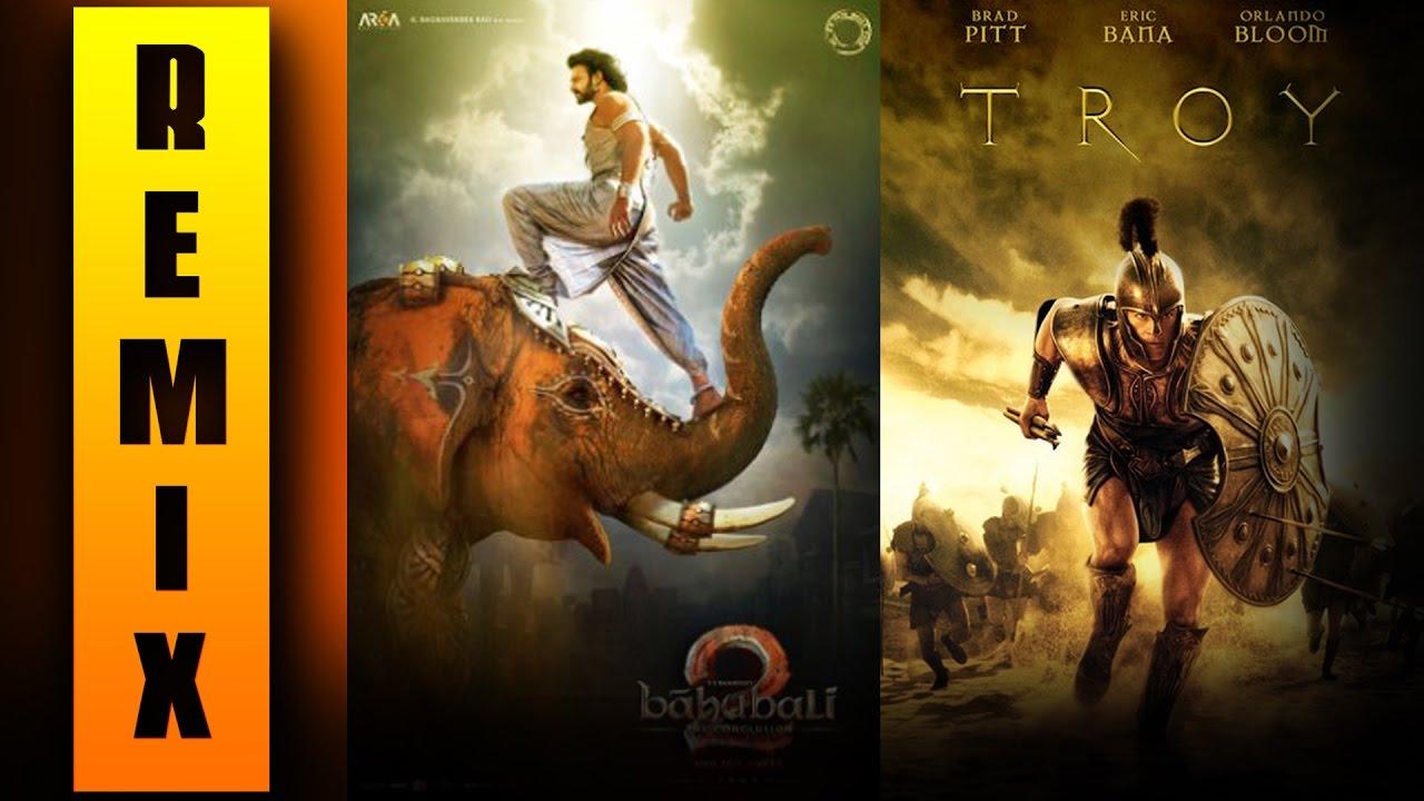 Download Bahubali 2 Trailer | Trailer Remix | Troy
