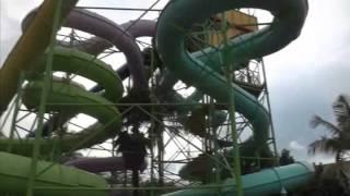 Reportaje del parque Dunas.