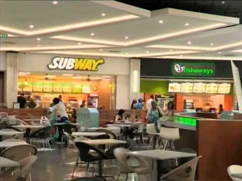 Menlyn Mall Food Court