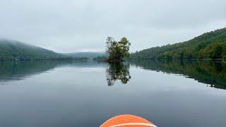 Camping, Paddleboarding & Hiking Weekender at Loch Achilty/Rogie Falls
