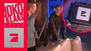 Alte Fernseher retten  Quotensturz | Spiel 5 | Joko & Klaas gegen ProSieben