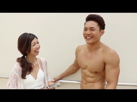 Manhunt 2015 Chris Ng No.4 (Senior Category) Interview