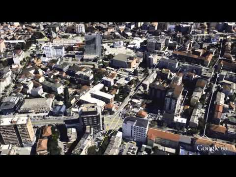 PRISHTINA, Virtual Tour Google Earth