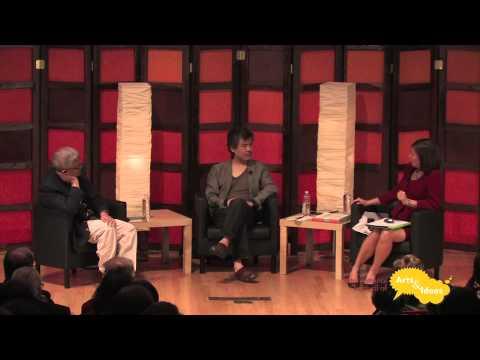Ha Jin & David Henry Hwang: The U.S./China Literary Landscape
