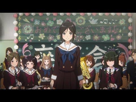 Kitauji High School Band plays Victory Day