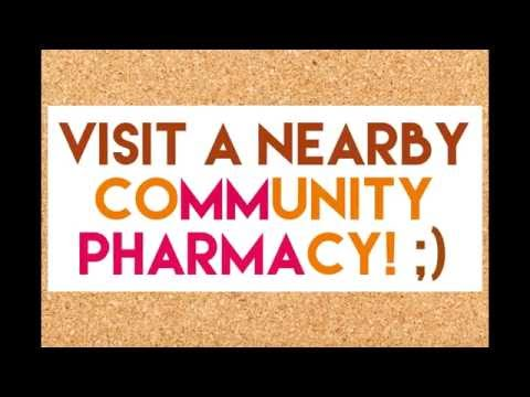 Roles of A Community Pharmacist