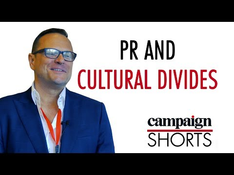 Campaign Shorts: PR and Cultural Divides