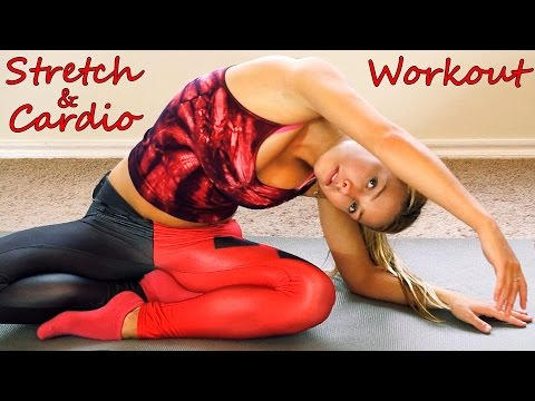 Intense Cardio Workout & Flexibility Stretches Exercises - Dance Fitness W/ Donnie