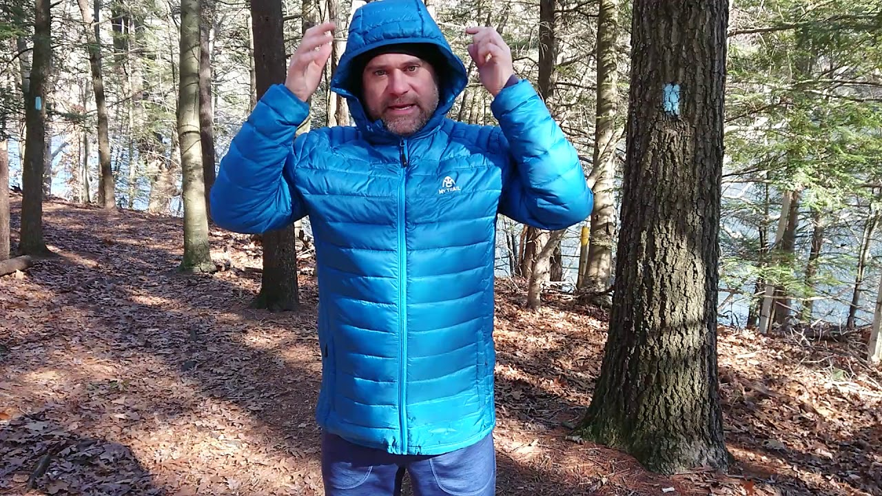 4b685857c My Trail Co Ultra Light Down Jacket 800 Fill Review