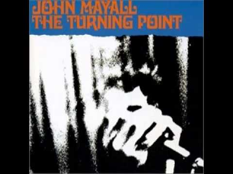 John Mayall  Room to Move The Turning Point, 1970