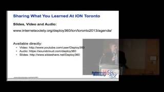 ION Toronto - Closing Remarks