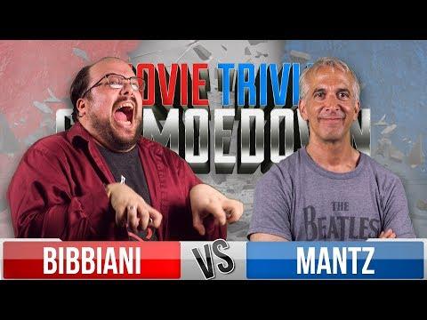 William Bibbiani VS Scott Mantz - Movie Trivia Schmoedown