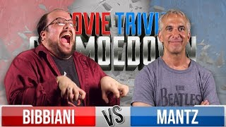 William Bibbiani VS Scott Mantz - Movie Trivia Schmoedown