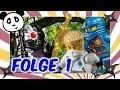 LEGO Ninjago deutsch - Angriff von General Cryptor 1 - Pandido TV