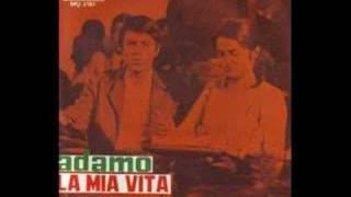 Adamo - Vivre 1968 in Italiano La Mia Vita - INCOMPLETE 0:59