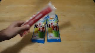 Zipzicle Zip Top Ice Pop Pouch 36 Pack Review