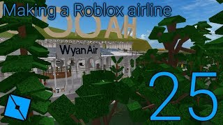 Making a Roblox airline: Episode 25 - Why I haven't been uploading Wyanair videos, new A320 and news