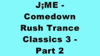 J;ME - Trance Classics Mix 3 - Part 2 (1997-2001)