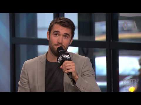 Josh Bowman Talks About Being On The