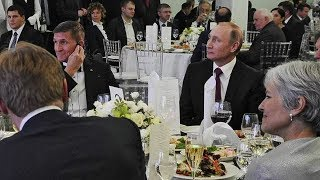Jill Stein at 2015 Moscow Dinner with Putin & Flynn.