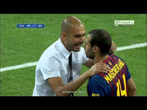 David Villa Amazing goal - Real Madrid Vs FC Barcelona - 14.08.2011 - 720p HD thumbnail