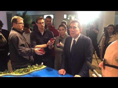 Steve Wynn unveils Wynn Boston Harbor Casino plans