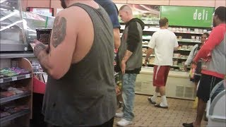 KANSAS CITY HOODS PT 2 / INSIDE 7-11