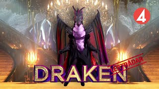 Kan du gissa vem Draken är? | Masked Singer Sverige | Fre på TV4 & TV4 Play
